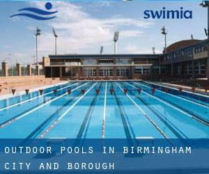 Outdoor Pools in Birmingham (City and Borough)