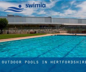 Outdoor Pools in Hertfordshire