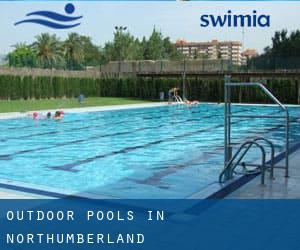 Outdoor Pools in Northumberland