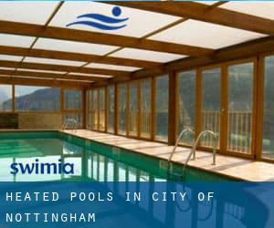 Heated Pools in City of Nottingham