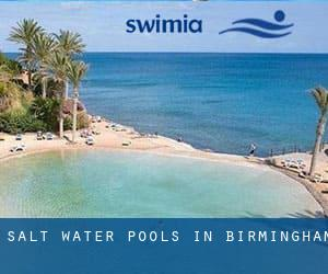 Salt Water Pools in Birmingham