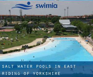 Salt Water Pools in East Riding of Yorkshire
