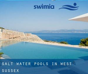 Salt Water Pools in West Sussex