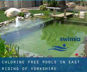 Chlorine Free Pools in East Riding of Yorkshire