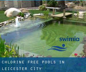 Chlorine Free Pools in Leicester (City)