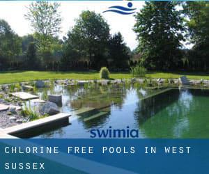 Chlorine Free Pools in West Sussex
