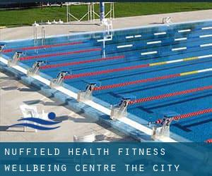 Nuffield Health Fitness & Wellbeing Centre - The City